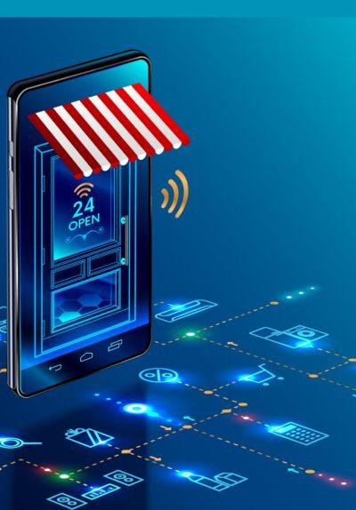 Mobile in Retail_LandingPage