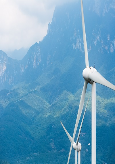 Wind Power _ Landing Page
