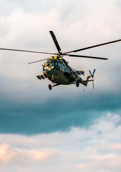 Military Aerospace - Rotorcraft