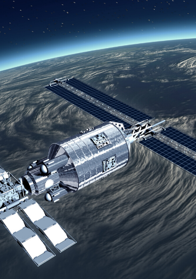 Military Aerospace Satellite Market