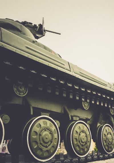 Land-Based Warfare - Armored Vehicle
