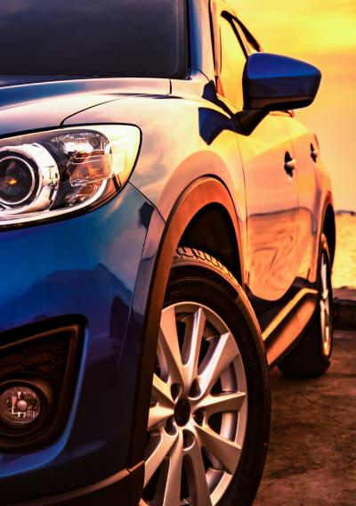 Automotive Disruption - SUV